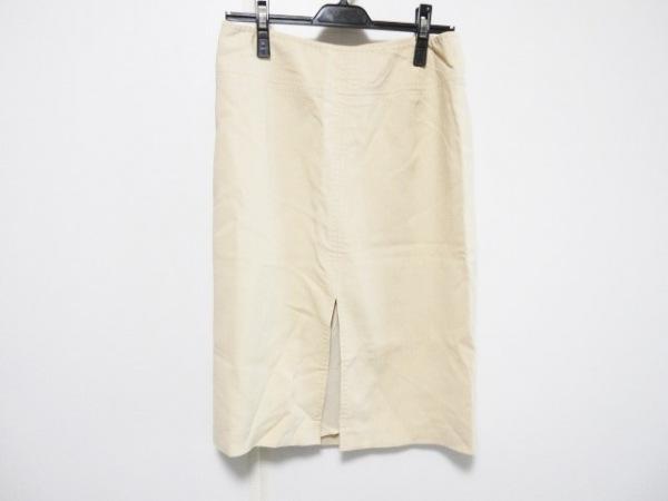 Max Mara(マックスマーラ) スカート サイズI 40 レディース ベージュ