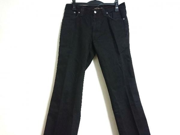 NudieJeans(ヌーディージーンズ) ジーンズ サイズW33L32 メンズ 黒