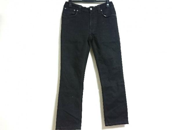 NudieJeans(ヌーディージーンズ) ジーンズ サイズW33L32 メンズ美品  黒