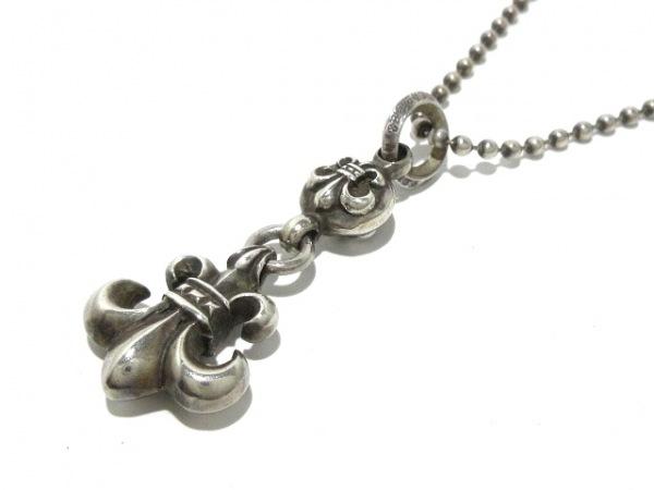 Chrome hearts(クロムハーツ) ネックレス シルバー ボールチェーン