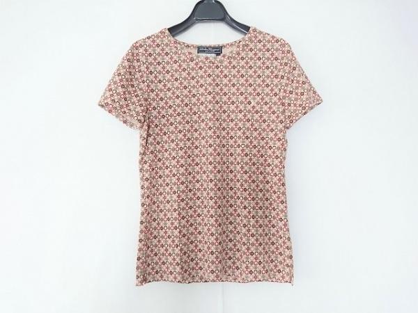 サルバトーレフェラガモ 半袖Tシャツ サイズS レディース美品  ガンチーニ