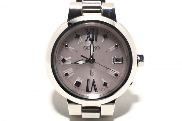 SEIKO(セイコー) 腕時計 ルキア 1B22-0CN0 レディース ピンク