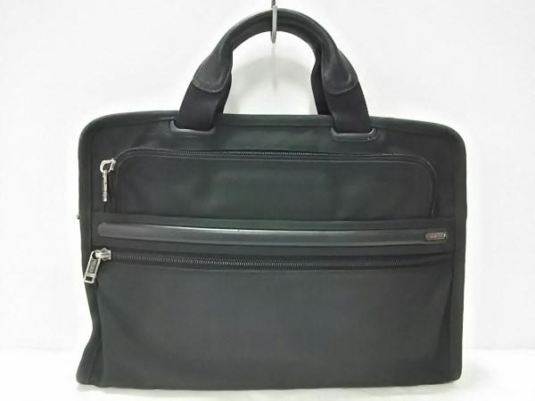 トゥミ ビジネスバッグ スリム・デラックス・ポートフォリオ・ブリーフ 26101D4 黒