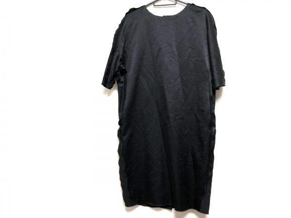 LANVIN COLLECTION(ランバンコレクション) ワンピース サイズ40 M レディース 黒