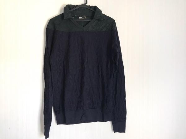 kolor(カラー) 長袖カットソー サイズ3 L メンズ ダークネイビー