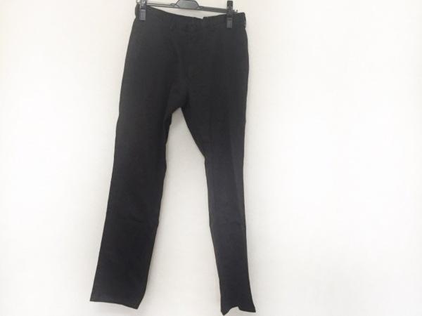 Burberry Black Label(バーバリーブラックレーベル) パンツ サイズ79 メンズ美品  黒