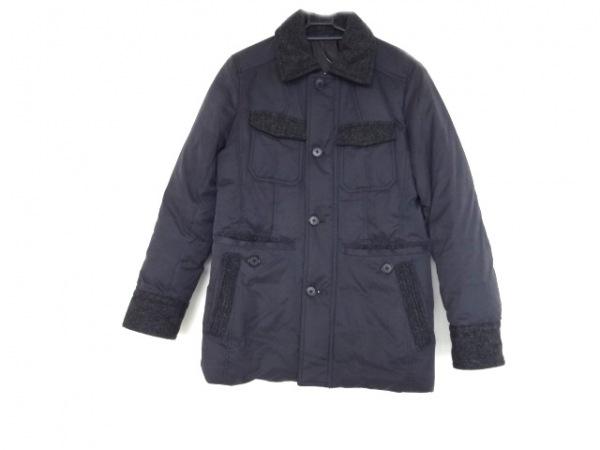 JOSEPH HOMME(ジョセフオム) ダウンコート サイズ44 XL レディース美品  黒 冬物