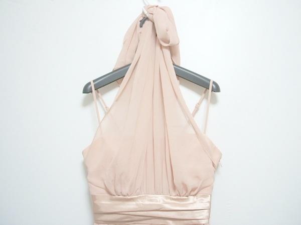 aimer(エメ) ドレス サイズ9 M レディース ピンク レースアップ