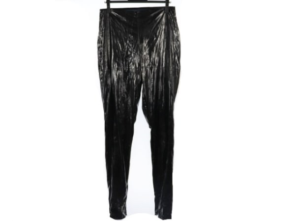 alice auaa(アリスアウアア) パンツ サイズ2 M レディース 黒