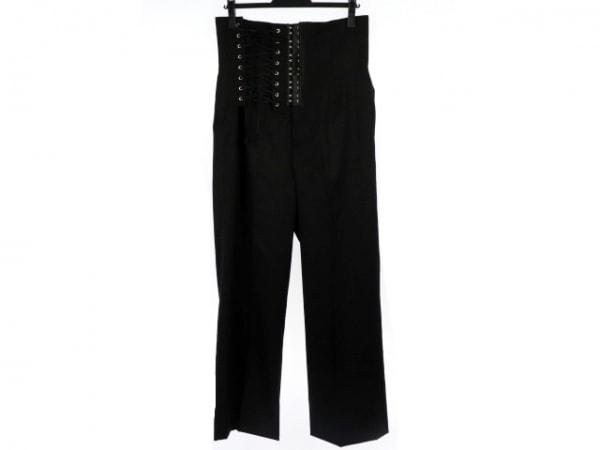 alice auaa(アリスアウアア) パンツ サイズ1 S レディース新品同様  黒
