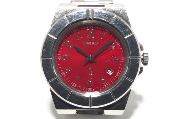 SEIKO(セイコー) 腕時計 ルキア 7N82-062 レディース レッド