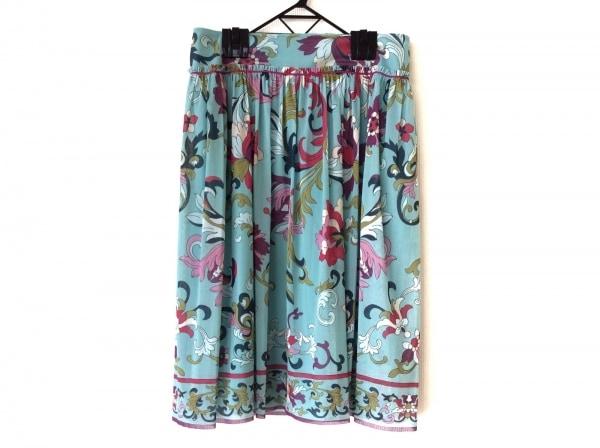 VIVIENNE TAM(ヴィヴィアンタム) スカート サイズ1 S レディース美品  花柄