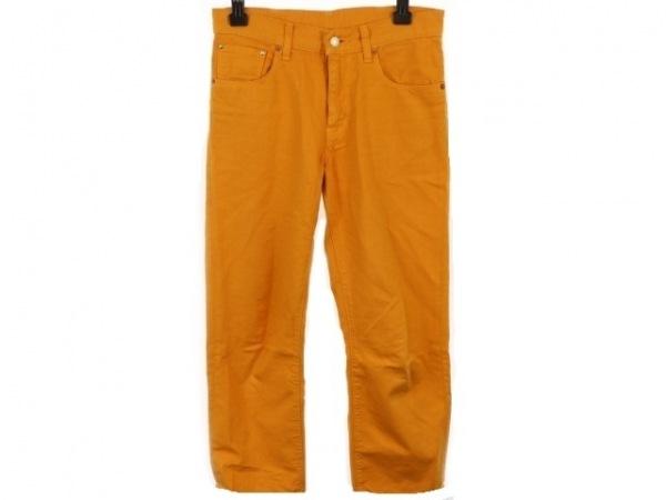 Caqu(サキュウ) パンツ サイズ0 XS レディース美品  オレンジ