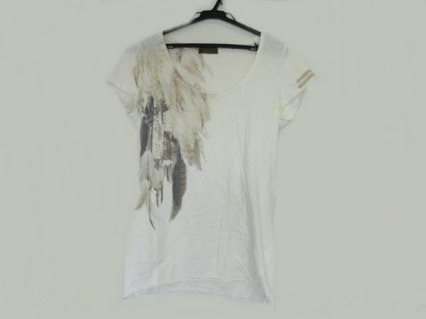 G.O.A/goa(ゴア) Tシャツ サイズF レディース美品  アイボリー