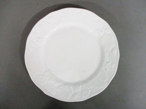 WEDG WOOD(ウェッジウッド) プレート新品同様  STRAWBERRY&VINE 白 大皿 陶器