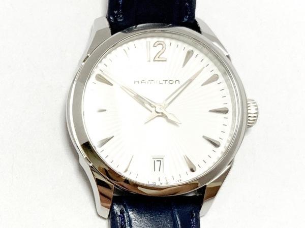 HAMILTON(ハミルトン) 腕時計美品  H422111 レディース シルバー