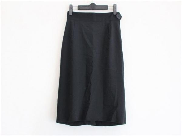 PaulSmith BLUE(ポールスミス  ブルー) スカート サイズ42 L レディース 黒