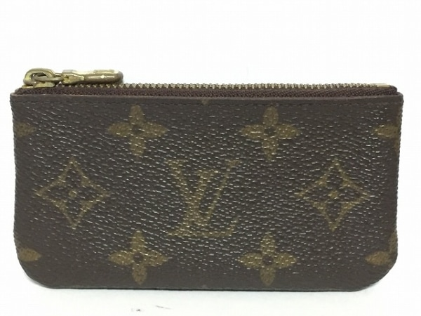 LOUIS VUITTON(ルイヴィトン) コインケース モノグラム ポシェット・クレ M62650