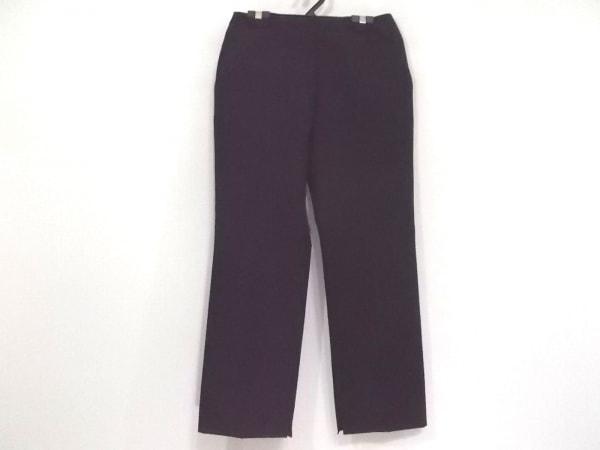 LANVIN COLLECTION(ランバンコレクション) パンツ サイズ36 S レディース 黒