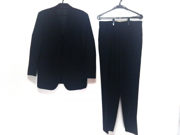 Burberry's(バーバリーズ) シングルスーツ メンズ ネイビー×ダークネイビー