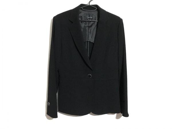 22OCTOBRE(ヴァンドゥ オクトーブル) ジャケット サイズ40 M レディース 黒