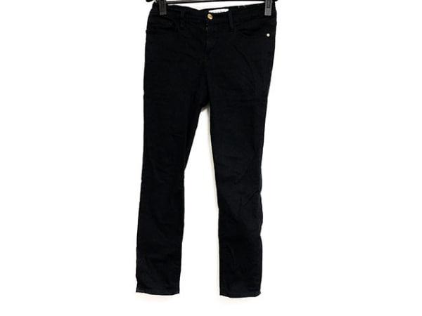 FRAME DENIM(フレーム デニム) パンツ サイズ27 M レディース 黒