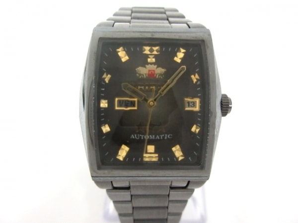 ORIENT(オリエント) 腕時計 NQAC-S0 レディース ダークグレー