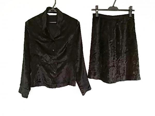 MISS CHLOE(クロエ) スカートスーツ サイズ42 L レディース 黒