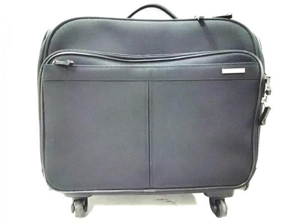 ACEGENE(エースジーン) キャリーバッグ美品  黒 ナイロン