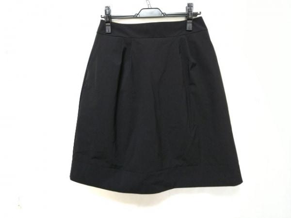 LANVIN COLLECTION(ランバンコレクション) スカート サイズ40 M レディース美品  黒