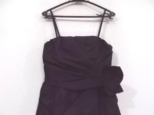 Diagram GRACE CONTINENTAL(ダイアグラム) ドレス サイズ38 M レディース美品  黒