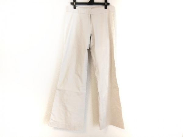 ESTNATION(エストネーション) パンツ サイズ40 M レディース ライトグレー