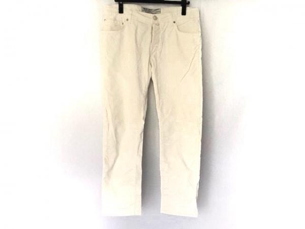 JACOB COHEN(ヤコブコーエン) パンツ サイズ33 メンズ 白