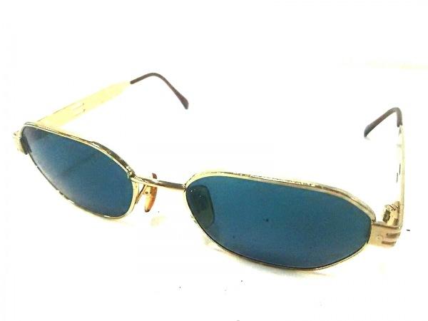 OLIVER(オリバーバレンチノ) サングラス 1848 ゴールド×ブラウン×グレー