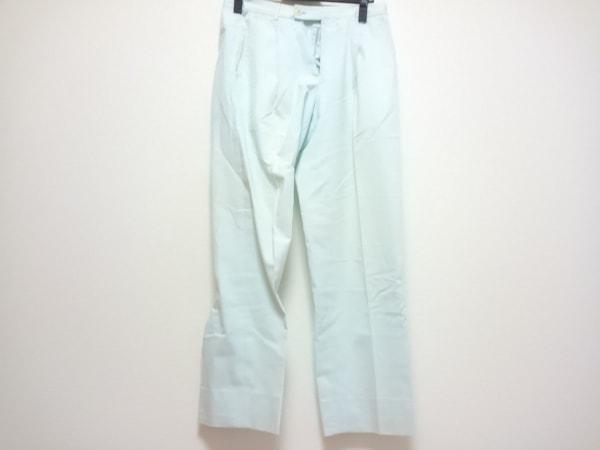 ErmenegildoZegna〜soft〜(ゼニア) パンツ メンズ ライトブルー