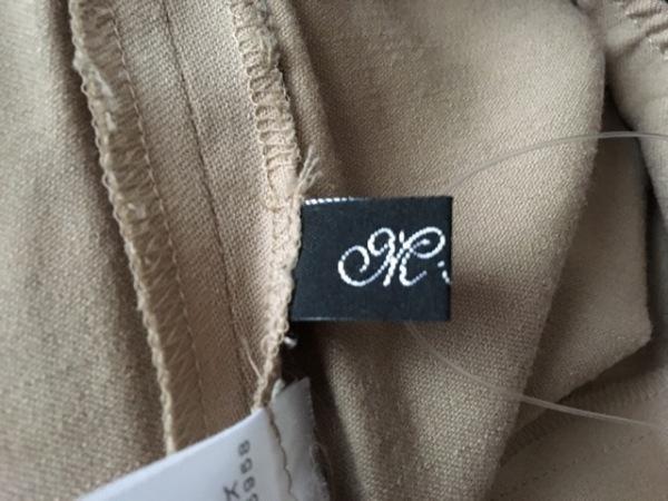 M.Fil(エム.フィル) パンツ サイズ40 M レディース ベージュ