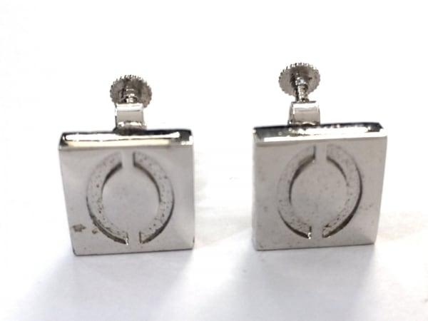 OLIVER(オリバーバレンチノ) イヤリング 金属素材 シルバー