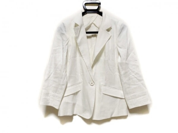 ARTISAN(アルチザン) ジャケット サイズ11 M レディース美品  白