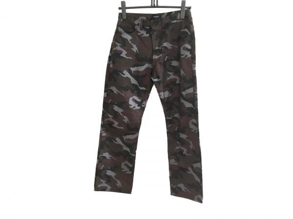 バーバリーブラックレーベル パンツ サイズ73 メンズ美品  迷彩柄