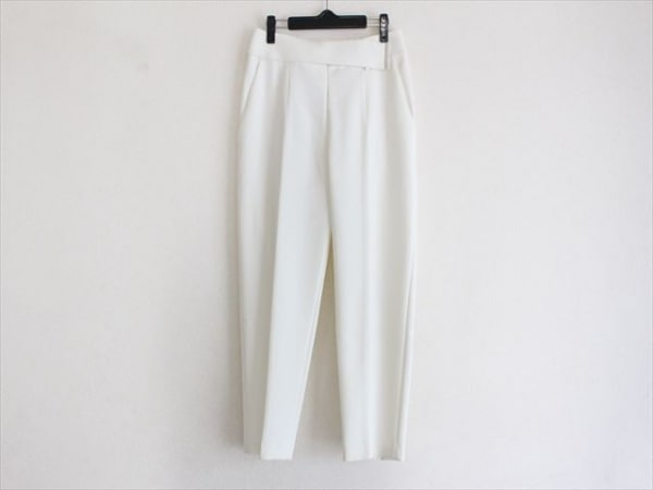 ADORE(アドーア) パンツ サイズ38 M レディース 白