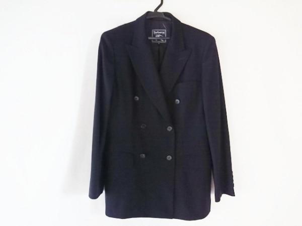 Burberry's(バーバリーズ) ジャケット サイズ42 L レディース 黒 肩パッド