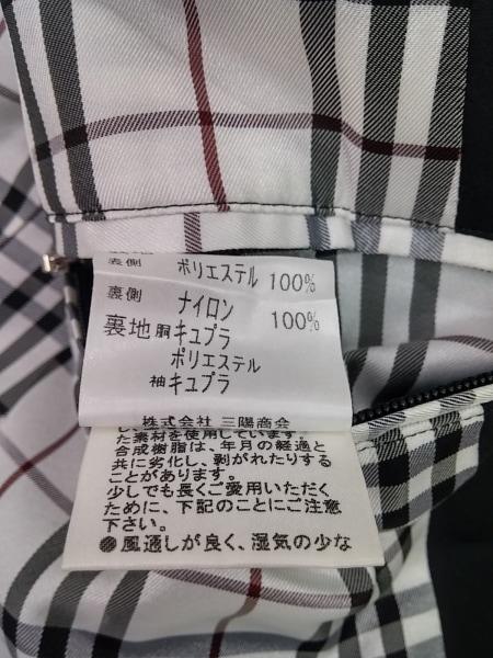 バーバリーブラックレーベル コート サイズL メンズ 黒 春・秋物