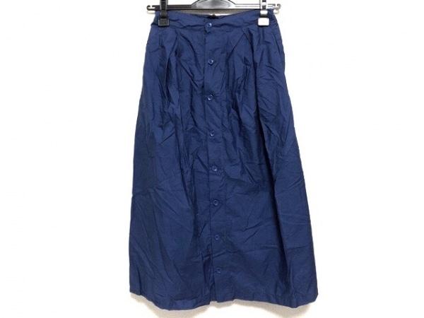 エンジニアードガーメンツ ロングスカート サイズ1 S レディース ブルー FWK