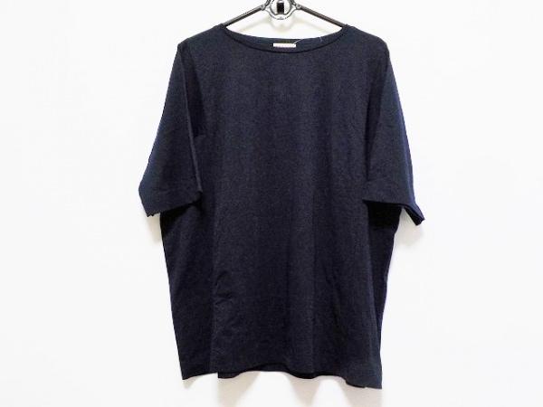 demylee(デミリー) Tシャツ サイズS レディース ネイビー 五分袖