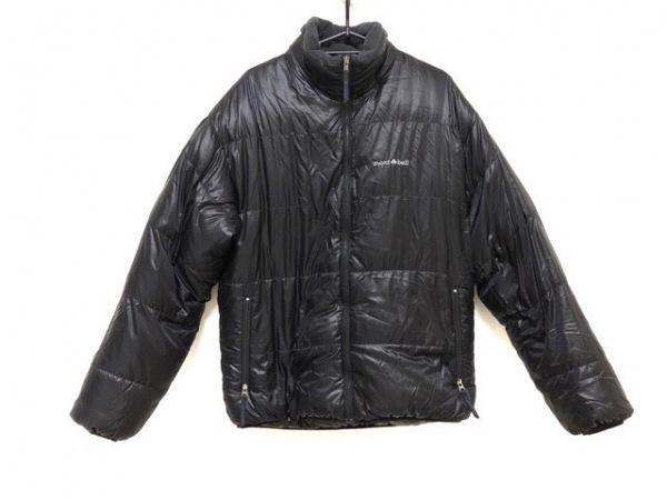 mont-bell(モンベル) ダウンジャケット サイズM レディース美品  1101203 黒 冬物