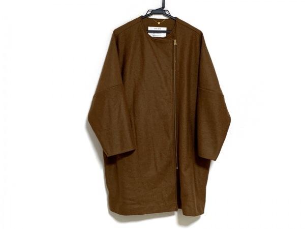 ara・ara(アラ・アラ) コート サイズ2 M レディース ブラウン 冬物