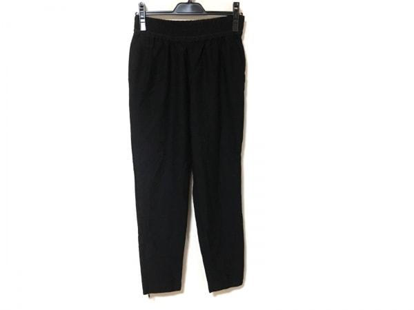 THE SECRET CLOSET(ザシークレットクローゼット) パンツ サイズ1 S レディース 黒