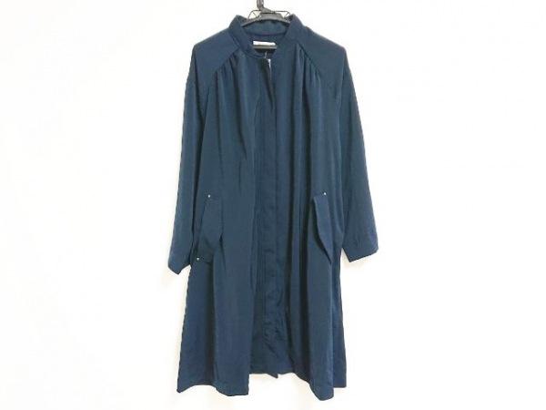 Bou Jeloud(ブージュルード) コート サイズ38 M レディース ダークネイビー 春・秋物