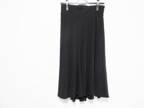 Max Mara(マックスマーラ) ロングスカート サイズ40 M レディース美品  黒
