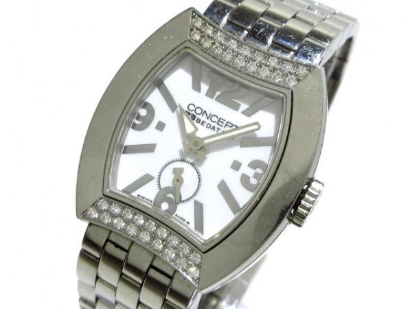 BEDAT&Co(ベダアンドカンパニー) 腕時計 コンセプトB3 CB03 レディース 白